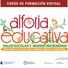 Curso Virtual «Alforja Educativa, para cuidar la salud de seres humanos, animales y ecosistemas»