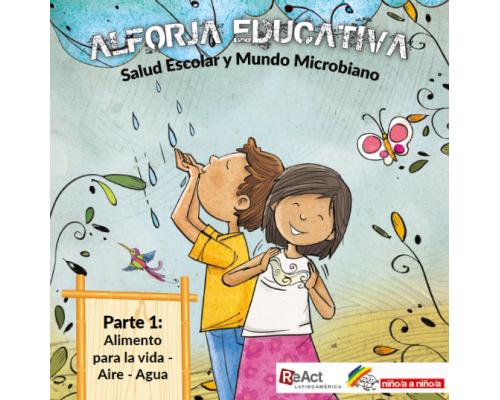 «Salud Escolar» Video