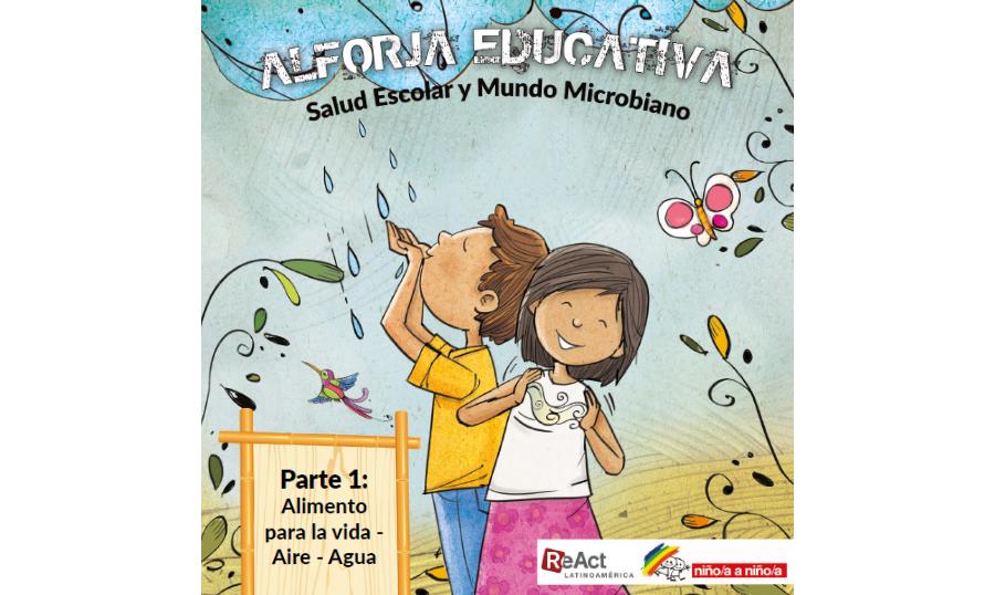 """Salud Escolar"" Video"