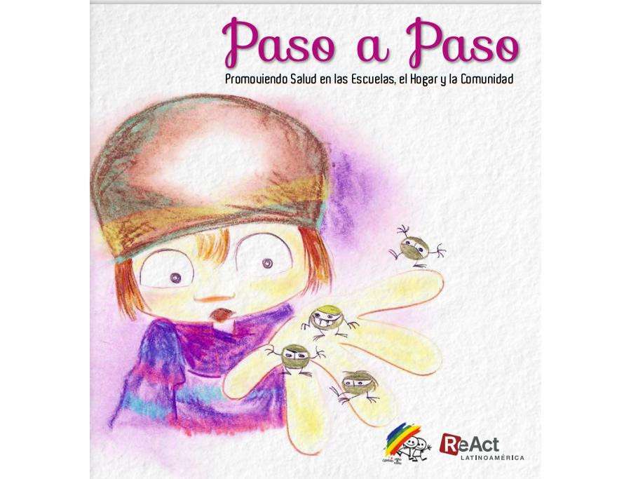 """""""Paso a paso"""". Historia Ilustrada"""