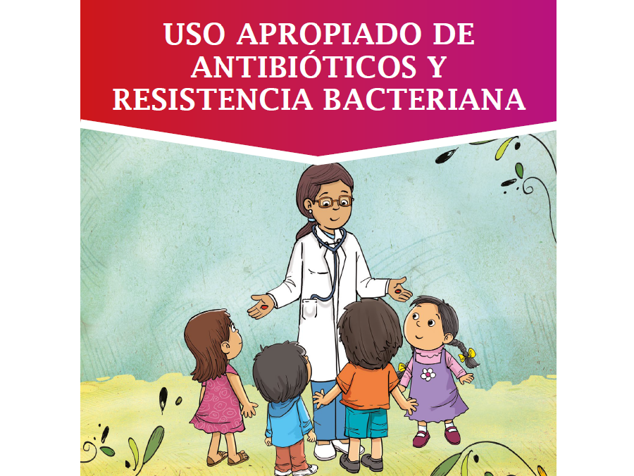 Guía de actividades Uso adecuado de antibióticos y resistencia bacteriana